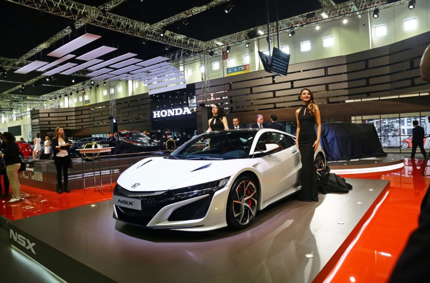 Autoshow'da Honda gösterisi
