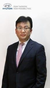 Hyundai Assan Baskan ve CEO'su M.H Yoon