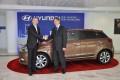 Hyundai Assan Genel MD. Onder Goker- Aksigorta Genel MD. Yrd Ayhan Dayoglu