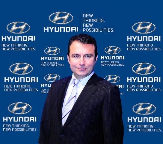 Hyundai'ye yeni genel müdür