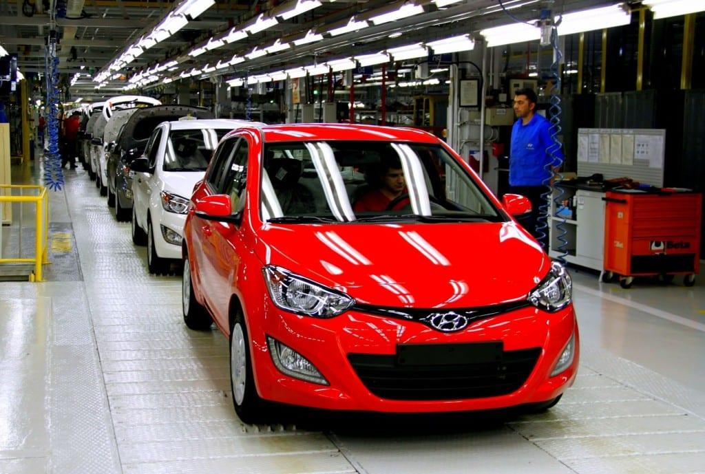 Hyundai Assan Izmit Fabrikasi www.e-motoring.com