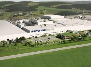 Hyundai Assan Izmit Fabrikasi
