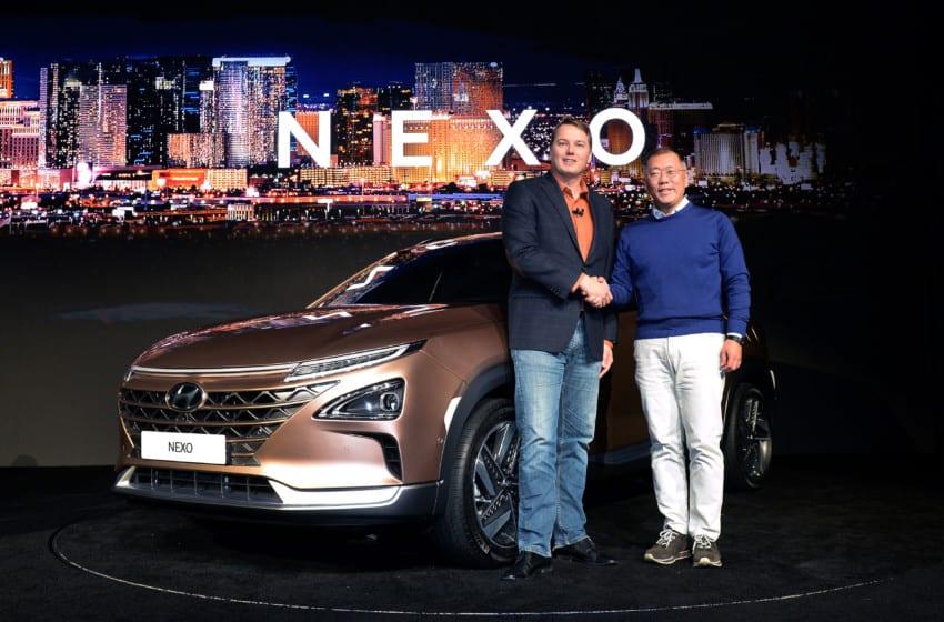 Hyundai'den yeni bir fuel-cell otomobil: NEXO