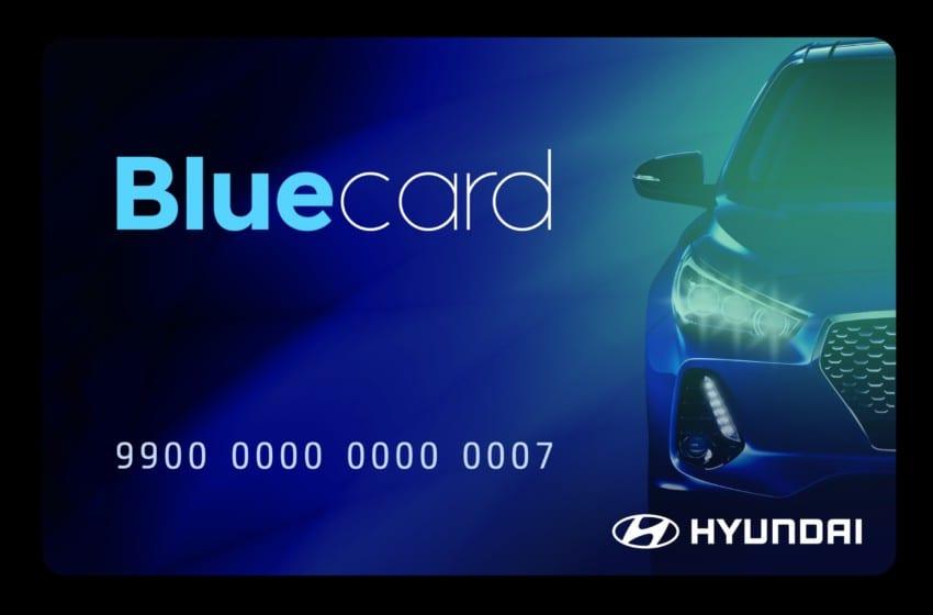 Hyundai Blue Card'tan Yeni Fırsat ve Avantajlar