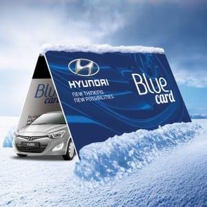 Hyundai Blue Card Servis Avantajlari www.e-motoring.com