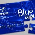 Hyundai Blue Card