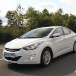 Hyundai Elantra - AutoBest Yilin Otomobili 2012