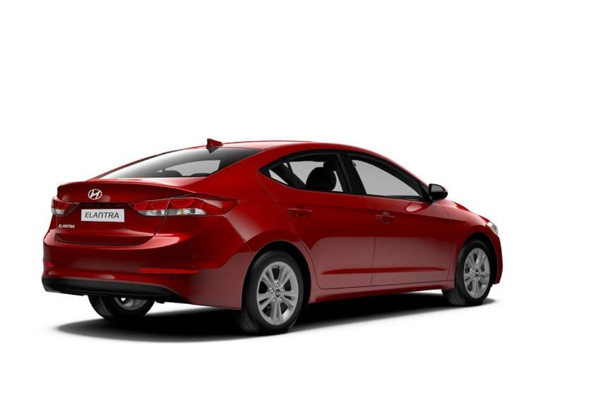 Hyundai Elantra'ya yeni donanım seviyesi
