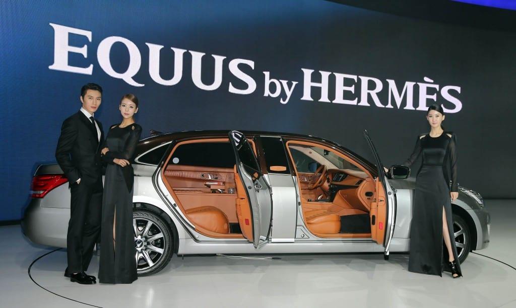 Hyundai Equus by Hermes www.e-motoring.com