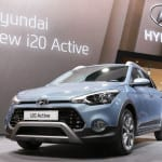 Hyundai Frankfurt Motor Show 2015 i20 Active