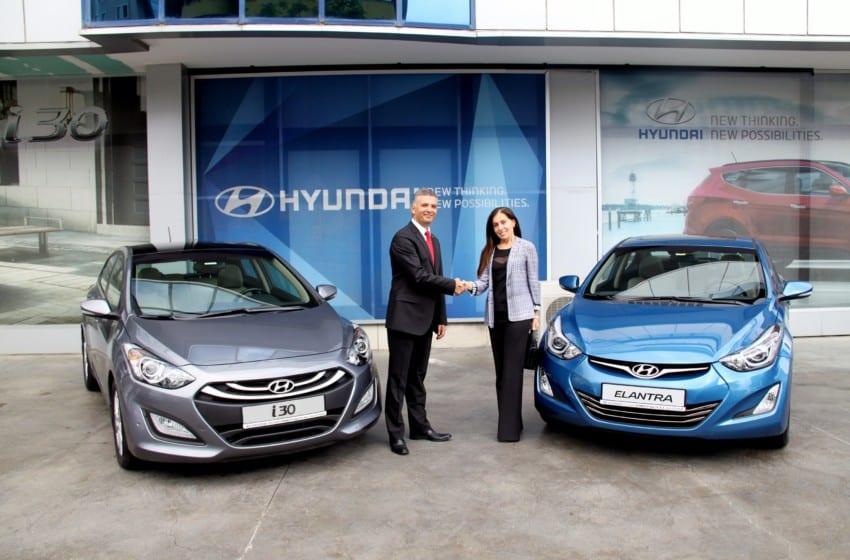 Ortaklar artık Hyundai satacak
