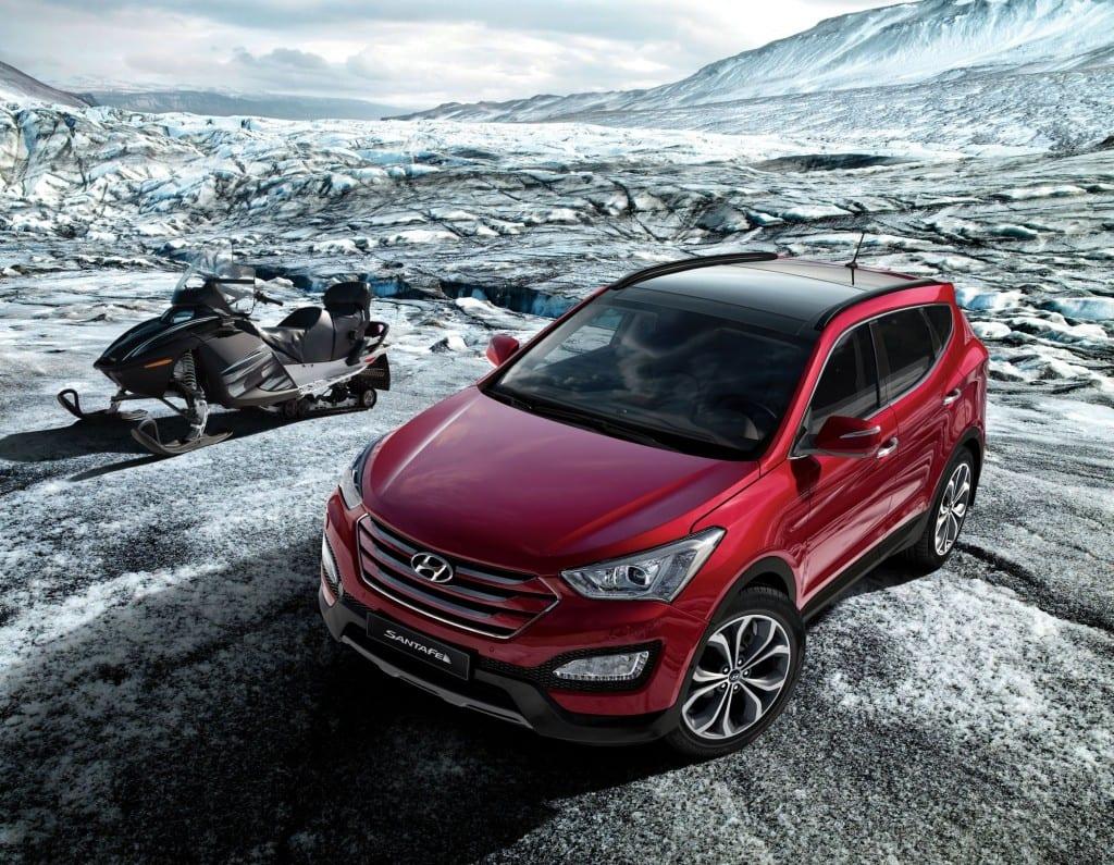 2013 Hyundai Santa Fe www.e-motoring.com