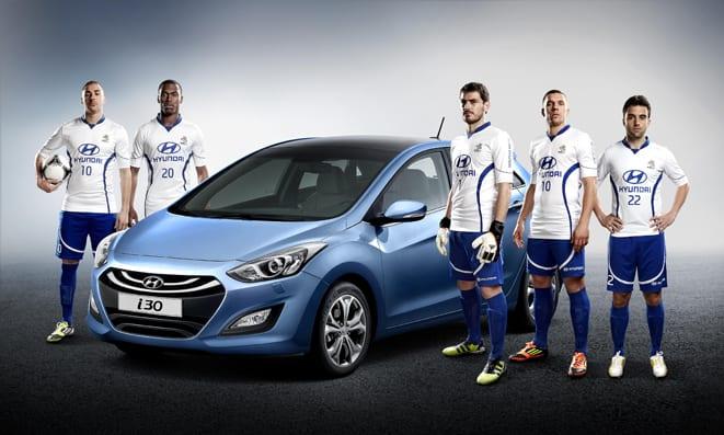 Rüya takım Hyundai!