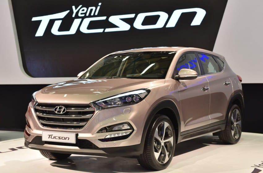 Hyundai Tucson Ağustos'ta Türkiye'de