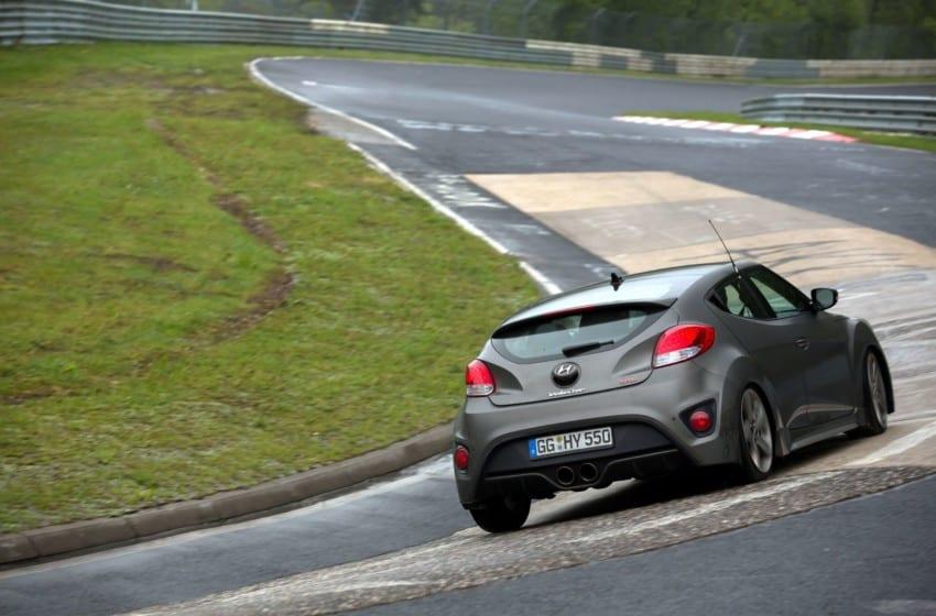 Hyundai artık Nürburgring'den geçiyor