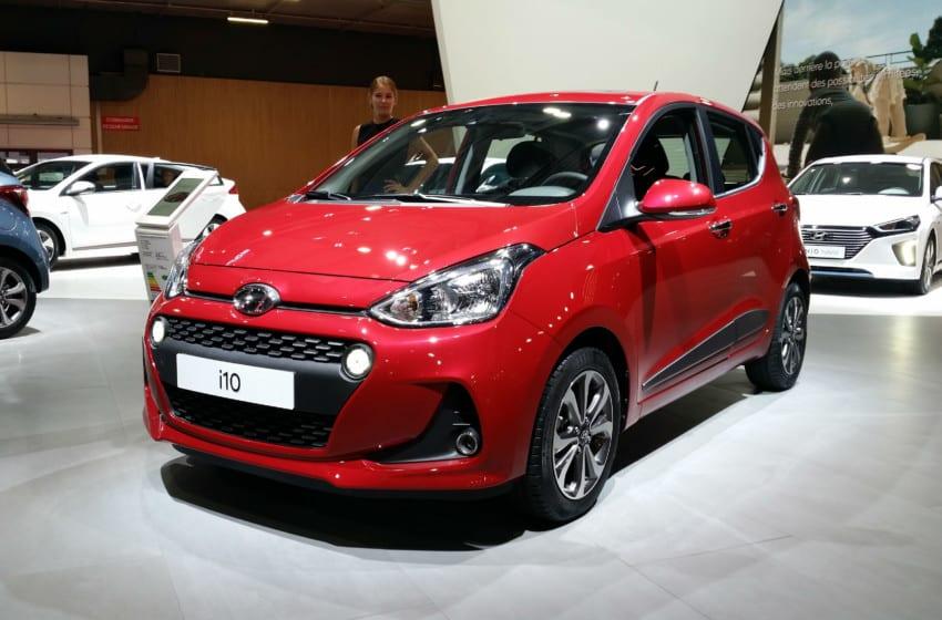 Hyundai yeni modelleriyle Paris Otomobil Fuarı'nda