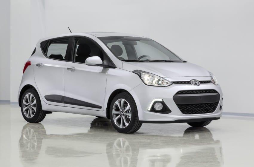 Yeni Hyundai i10 sahnede