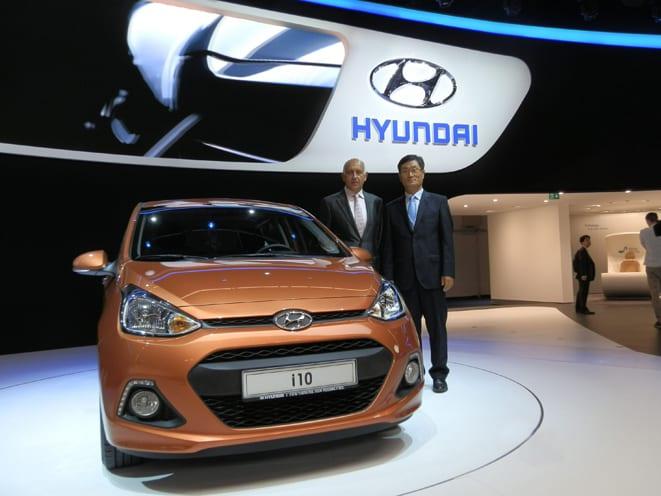 Hyundai i10 ww.e-motoring.com