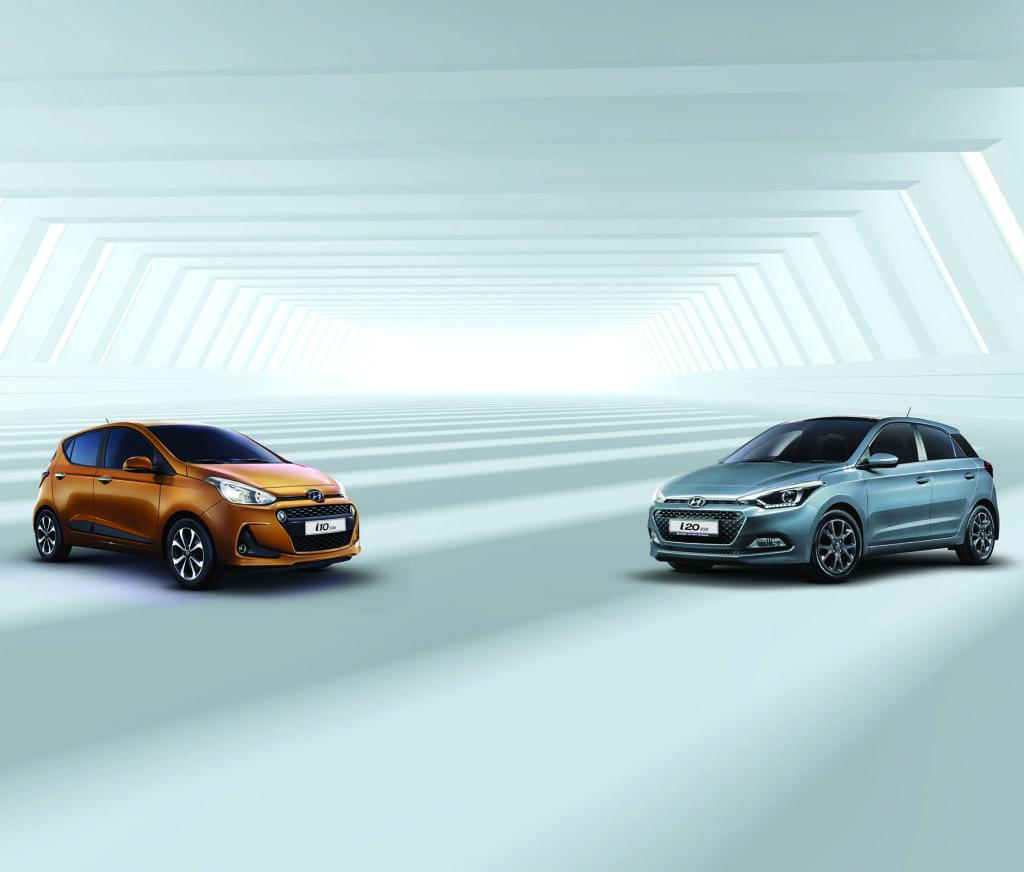 Hyundai i10&i20 Star