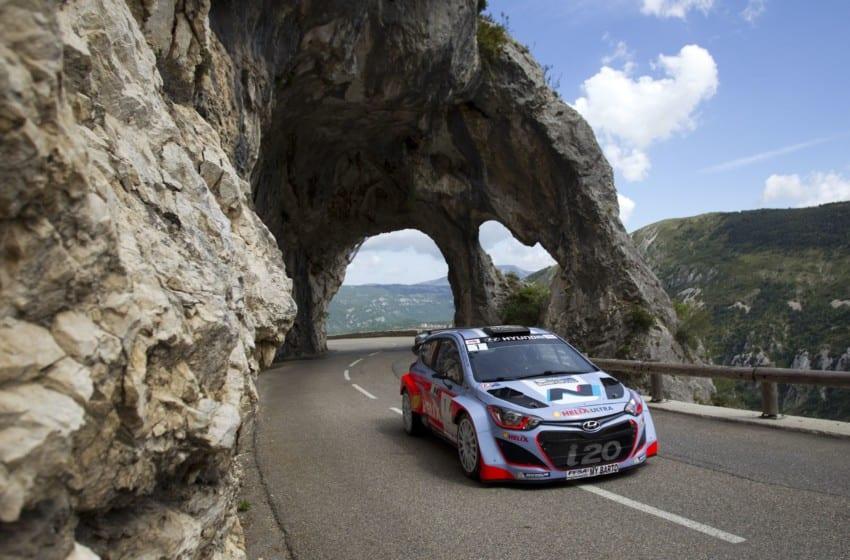 i20 WRC ilk birinciliğini kazandı