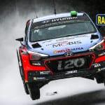 Hyundai i20 WRC-3