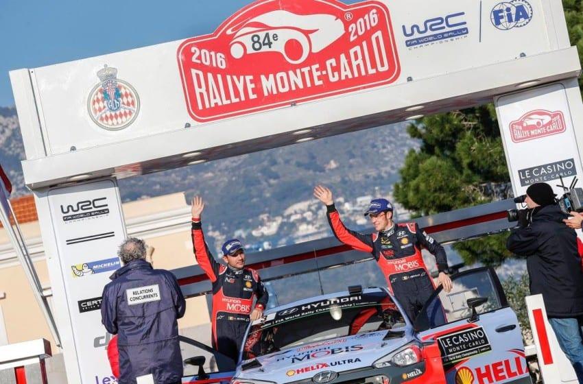 Yeni i20 WRC, Dünya Ralli Şampiyonası'na podyumla başladı