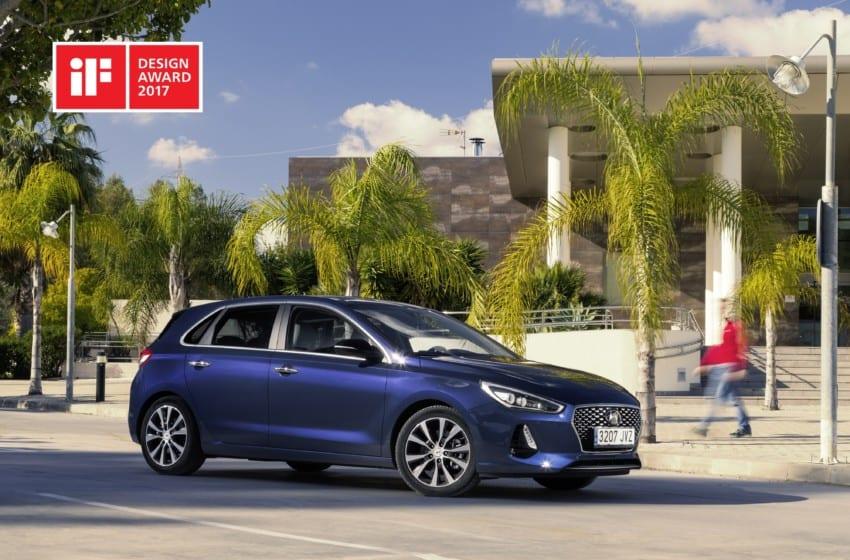 Yeni Hyundai i30'un tasarımı ödüllendi
