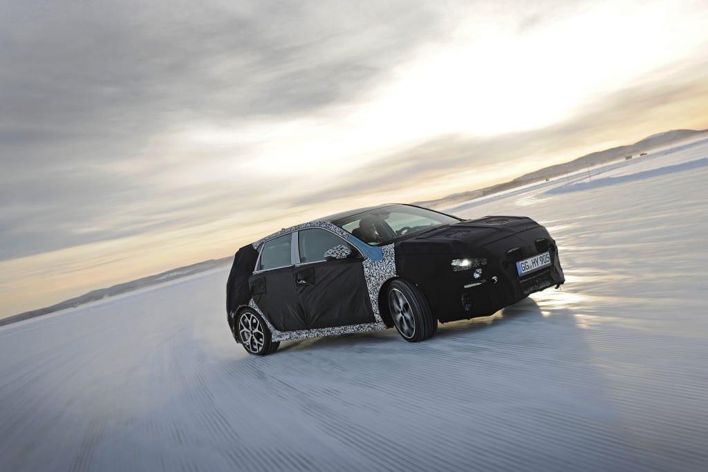 Hyundai i30 N Kis Testleri (2)