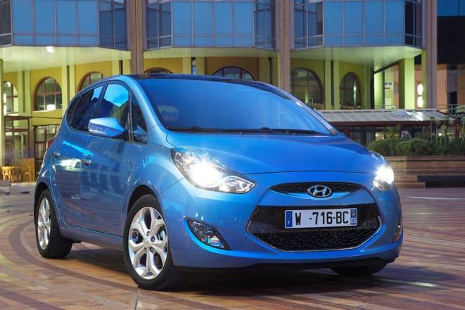 Hyundai Avrupa'da yürüyor
