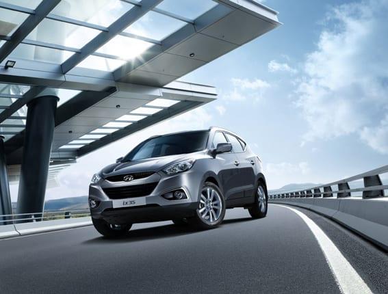 Hyundai ix35 1.6 piyasada