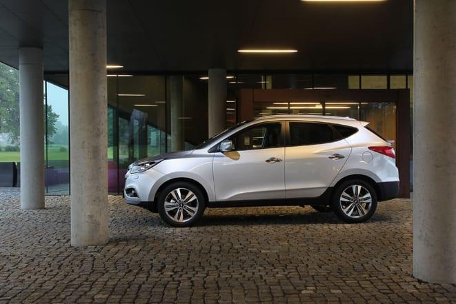 Hyundai ix35 www.e-motoring.com