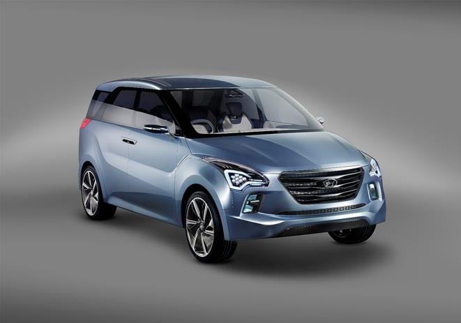Hyundai hacme oynuyor:Hexa Space