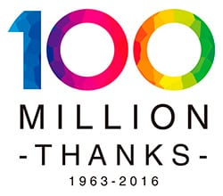 Honda 100 milyonu devirdi