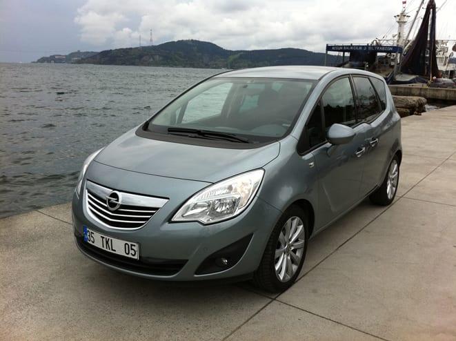 Opel Meriva 1.4 Turbo Ecotec