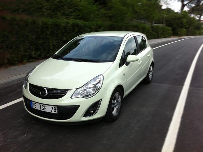 Opel Corsa DTE ecoFLEX