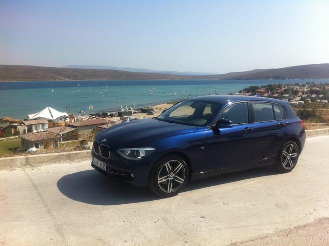 BMW 1 Serisi Türkiye'de