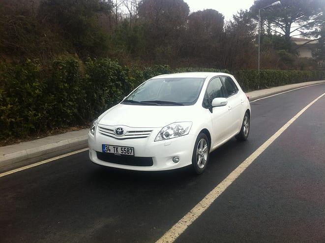 Toyota Auris 1.6 Otomatik