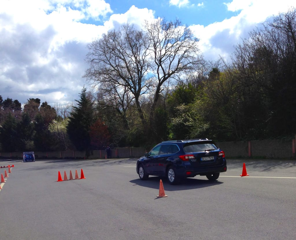 Subaru Outback Eyesight www.e-motoring.com
