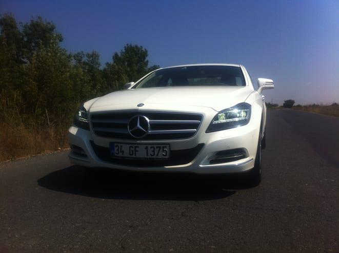 Mercedes-Benz CLS 350 CDI 4MATIC