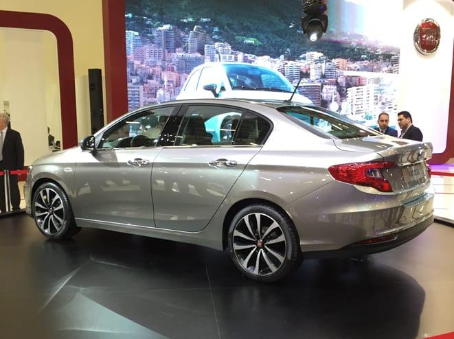 Fiat Aegea www.e-motoring.com