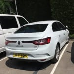 Yeni Megane Sedan www.e-motoring.com