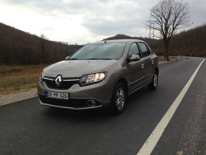 Renault Symbol www.e-motoring.com