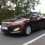 Hyundai i30 1.6 CRDi Elite www.i-motoring.com