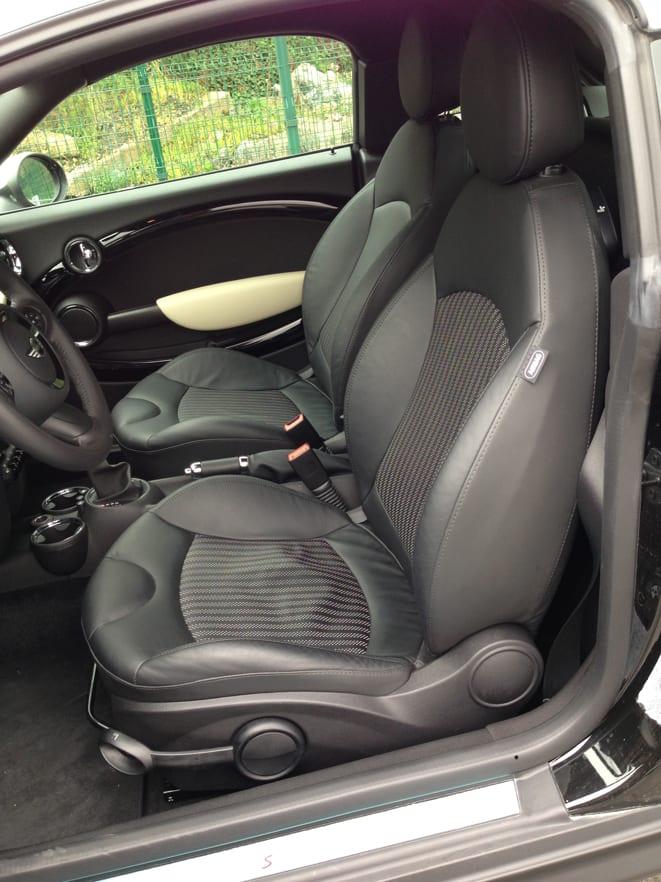 MINI Cooper S Coupé www.e-motoring.com