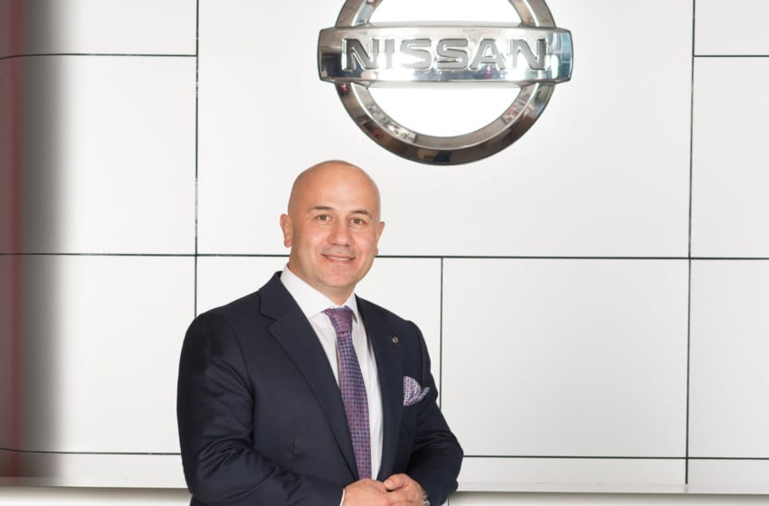 İbrahim Anaç Nissan Genel Müdür Yardımcısı oldu