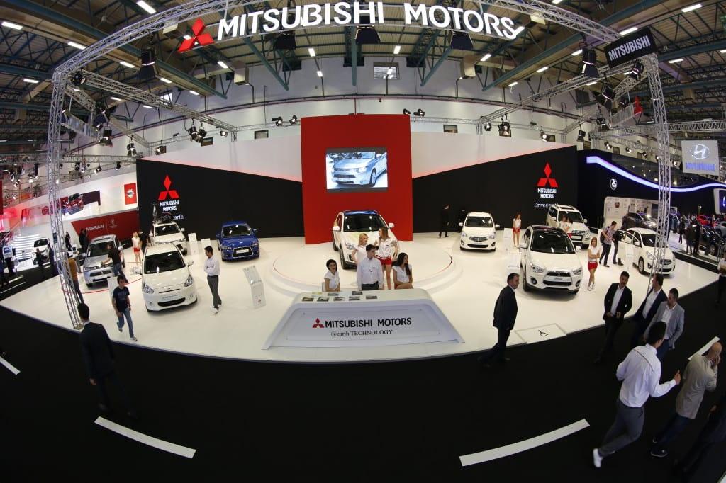 Istanbul+AutoShow+2015+Mitsubishi+Motors