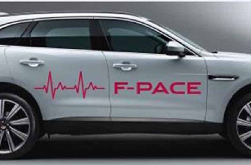 Jaguar F-PACE satışa çıkıyor