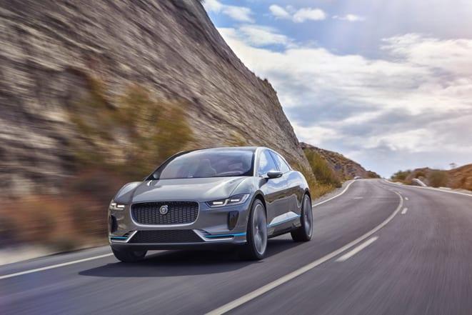 Jaguar'ın ilk elektriklisi sanal gerçeklikle tanıtıldı