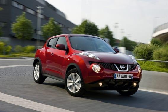Nissan'ın yüksek albenisi!