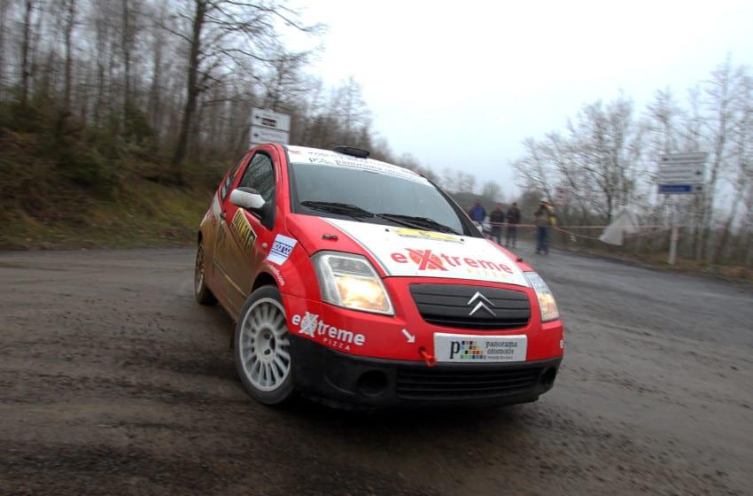 TOSFED Ralli Kupası hızlı başladı